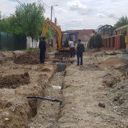 Primăria Arad continuă asfaltarea străzilor de pământ din municipiu