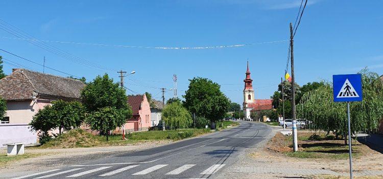 """Gheorghe Grad: """"Satul Sânpetru German are nevoie de o centură ocolitoare"""""""