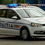 Focuri de avertisment pentru oprirea unui şofer fugar în București