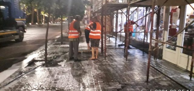 Acțiunea de salubrizare la nivelul municipiului Arad a luat sfârșit