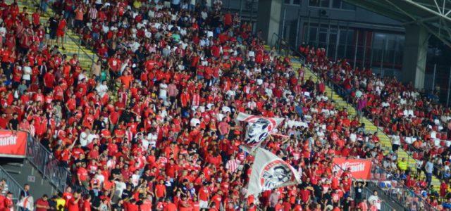 Pandemia de Covid 19 taie numărul de spectatori în arene. Câți suporteri vor fi la UTA – CFR Cluj?