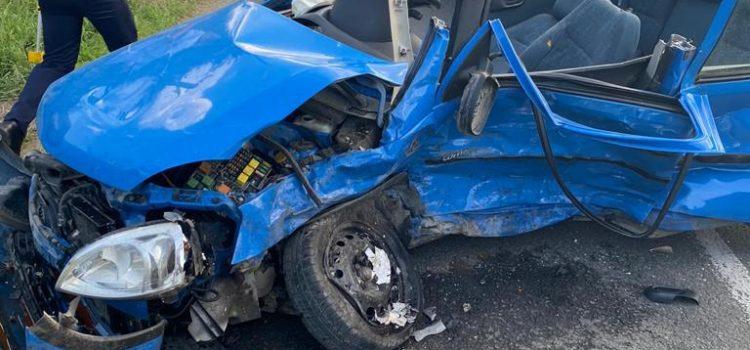 Două accidente grave s-au produs în seara asta, în județul Arad