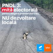 USR Arad: Cumpăratul de voturi pentru competiția internă a PNL nu înseamnă dezvoltare locală
