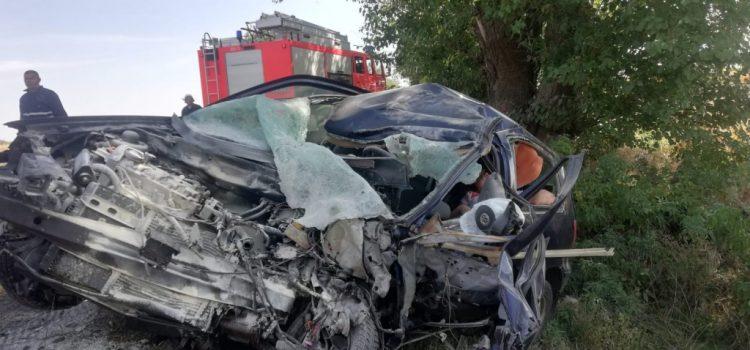 O femeie și-a pierdut viața într-un accident între Nădlac și Pecica