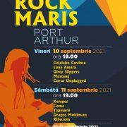 """Festivalul """"Rock Maris"""" în acest weekend la Port Arthur"""