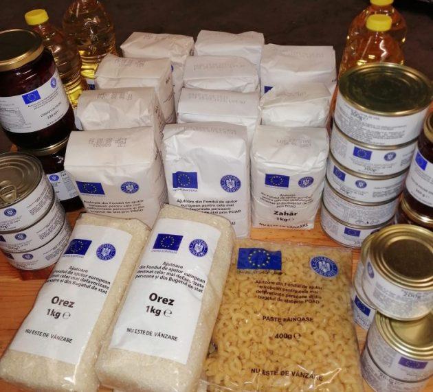 Primăria Arad anunță începerea distribuirii ajutoarelor alimentare