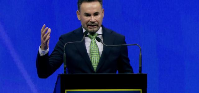 Gheorghe Falcă a fost ales vicepreşedinte al Partidului Naţional Liberal!