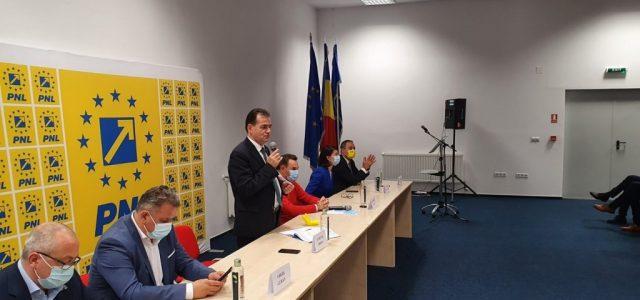 """Senatorul Ioan Cristina: """"Ludovic Orban este cel mai bun președinte PNL"""""""
